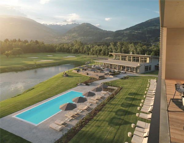 Dolomitengolf Suites *****